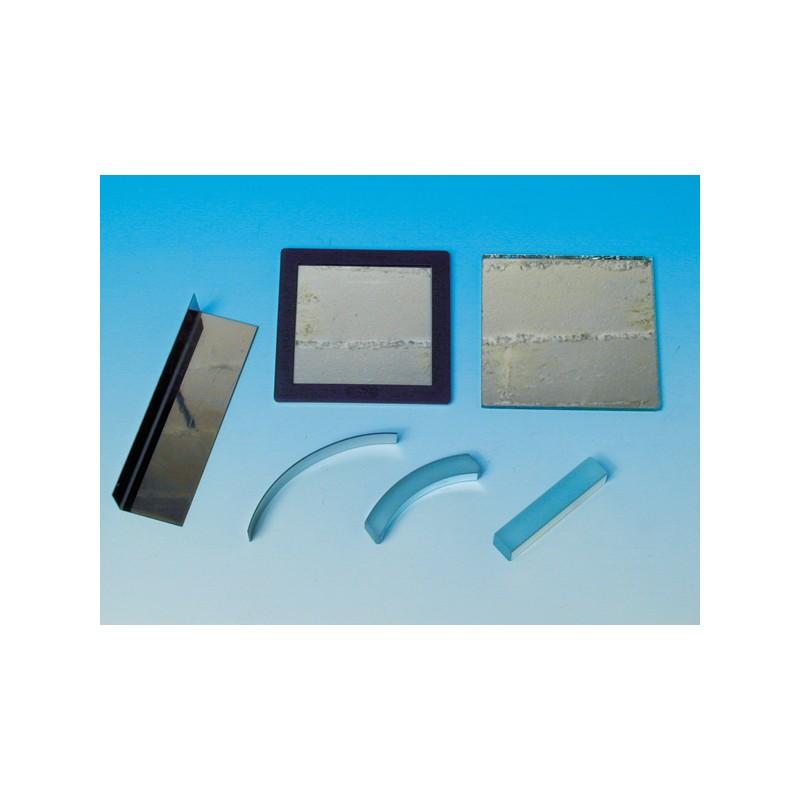 Espejo 10x50 vidrio compra online for Espejo 50 x 150