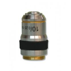 OBJETIVO ACROMÁTICO PARA MICROSCOPIOS 40X (R) (0,65 AN)