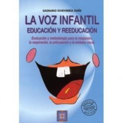 EDUCACION Y REEDUCACION DE LA VOZ INF. CEPE