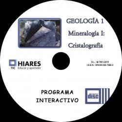 CD-ROM MINERALOGÍA I: CRISTALOGRAFÍA. HIARES.