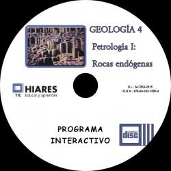 CD-ROM PETROLOGÍA I:ROCAS ENDÓGENAS. HIARES.