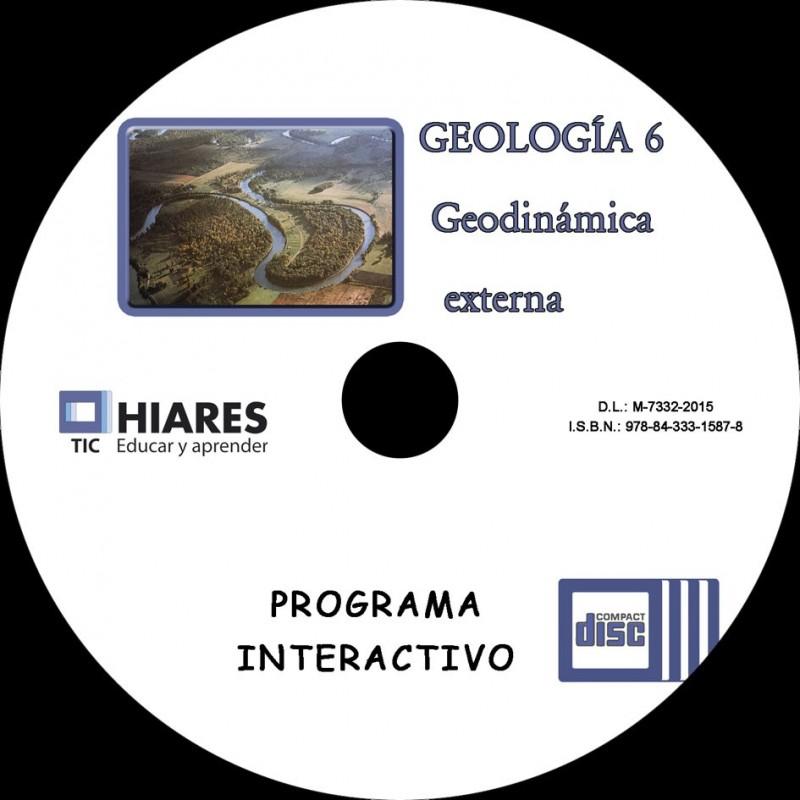 CD-ROM GEODINÂMICA EXTERNA. HIARES., compra online