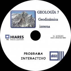 CD-ROM GEODINÁMICA INTERNA. HIARES.