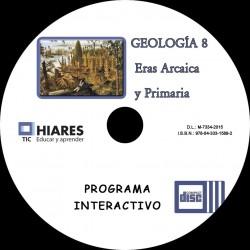 CD-ROM ERAS ARCAICA Y PRIMARIA. HIARES.