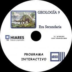 CD-ROM ERA SECUNDARIA. HIARES.