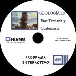 CD-ROM ERAS TERCIARIA Y CUATERNARIA. HIARES.