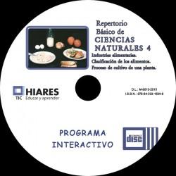 CD-ROM PRIMARIA CIENCIAS NATURALES IV .HIARES.