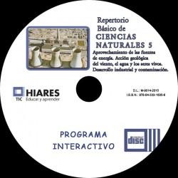 CD-ROM PRIMARIA CIENCIAS NATURALES V.HIARES.