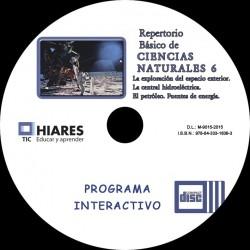 CD-ROM PRIMARIA CIENCIAS NATURALES VI .HIARES.