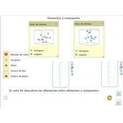 LICENCIA EDUCATIVA CROCODILE CHEMISTRY HASTA 600 ALUMNOS