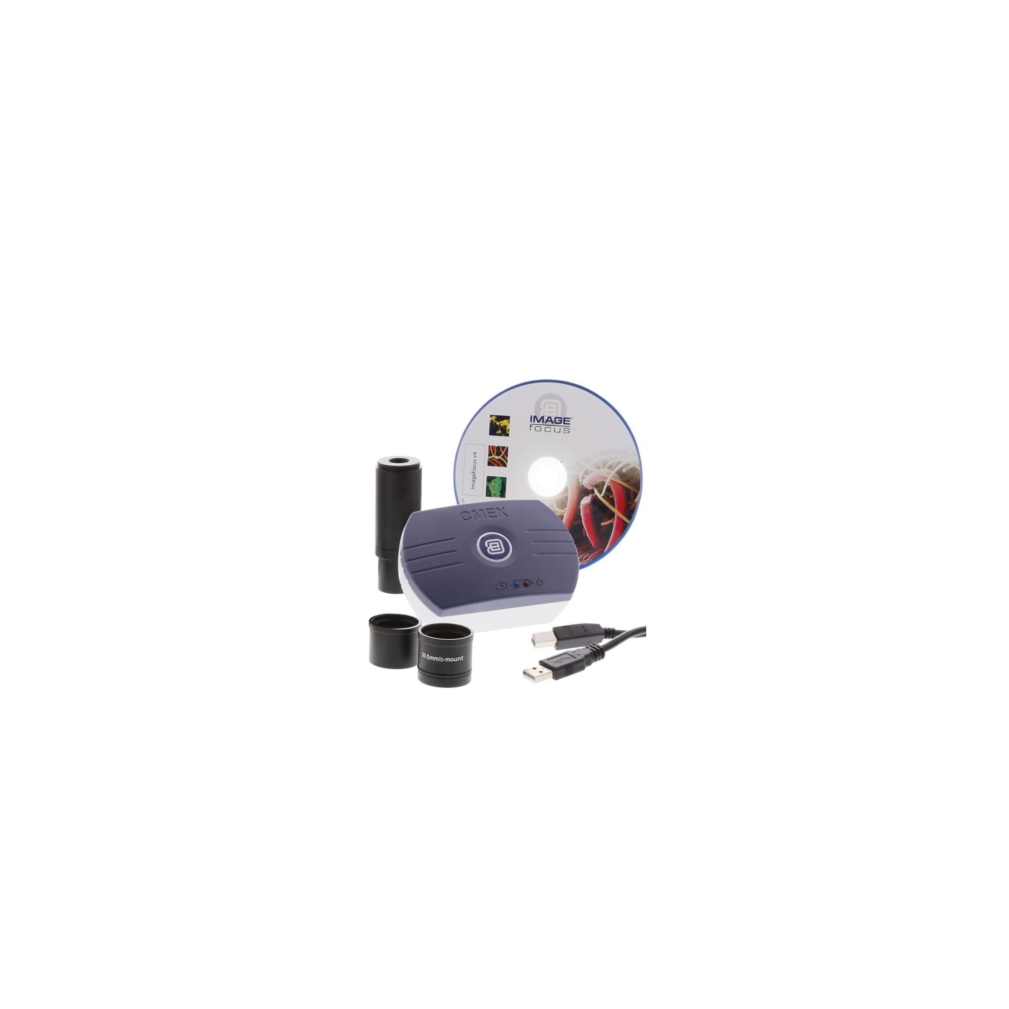 CÁMARA DIGITAL USB-2 MODELO CMEX-1 (1,3 MP)