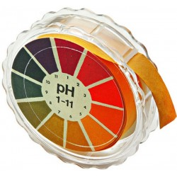 PAPEL INDICADOR PH 1-10