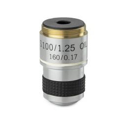 OBJETIVO DIN 35 mm ACROMÁTICO INMERSIÓN S100x/1.25