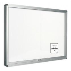 Vitrina mastervision indoor acero lacado